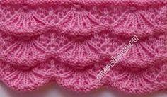 Resultado de imagen para tejidos a palillos con patrones