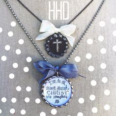 I can do all things through CHRIST who Strengthens me with or without – Heather Hansen Designs