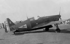The MS-406 was the main fighter for the French air force in spring 1940