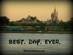 Best. Disney. Day. Ever.