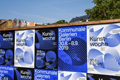 From Bauhaus to Berlin's poster culture: a guide to German design Graphic Design Projects, Graphic Design Studios, Graphic Design Posters, Graphic Design Typography, Graphic Design Illustration, Bauhaus, Museum Poster, Branding, Exhibition Poster