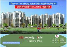 Property Mirchi Realtors Pvt Ltd is a Real Estate marketing agency in Andhra Pradesh. It helped for hassle free investment in house, land, apartment etc in Vishakhapatnam Rajahmundry Vijayawada & many more  Visit:  http://www.propertymirchi.com