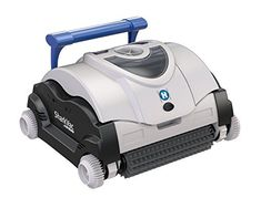Keep your swimming pool in tip top shape all season long with the help of this Hayward SharkVac Automatic Pool Vacuum Cleaner. Automatic Pool Vacuum, Best Pool Vacuum, Best Robotic Pool Cleaner, Pool Vacuum Cleaner, Vacuum Cleaners, Swimming Pool Cleaners, Swimming Pools, Nautilus, Hayward Pool
