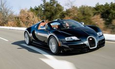 Oh my......2013 Bugatti Veyron 16.4 Grand Sport Vitesse