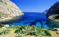 Spanish Island of Majorca - Check, 2014