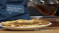 Hoito Finnish Pancakes Recipe Video