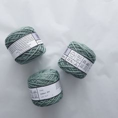 Algodón para punto y crochet Vinnis Colours Khaki teñido a mano – Knit, don't kill
