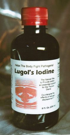 Lugol's iodine - This will change your life!