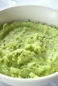 Recipe For  Edamame Hummus