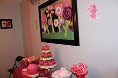 Pinkalicious 3rd birthday | CatchMyParty.com
