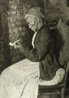 Photo Archives -- Ex Slaves (19th & early 20th Century Photos)