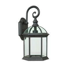 Yosemite Home Decor Anita 1 Light Outdoor Wall Lantern & Reviews | Wayfair