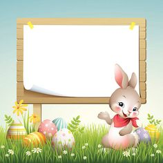 Coelhinho da Páscoa-painel publicitário Blank Wallpaper, Easter Wallpaper, Cartoon Wallpaper, Happy Easter, Easter Bunny, Easter Crafts, Christmas Crafts, Free Powerpoint Presentations, Easter Backgrounds