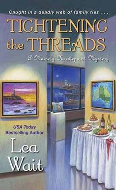 March 28. Tightening the Threads (Mainely Needlepoint Mysteries) by... https://www.amazon.com/dp/1496706285/ref=cm_sw_r_pi_dp_x_YDeuyb55BK6PH