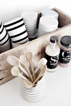 Kitchen Nespresso alternative spot | onlydecolove.com