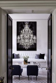 I love this big picture! It makes the area look so sophisticated!