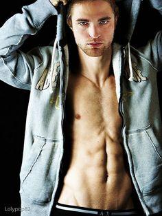 Robert Pattinson ...