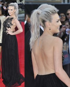 """Perrie Edwards Debuts Engagement Ring at the """"One Direction: This Is Us"""" Premiere!"""