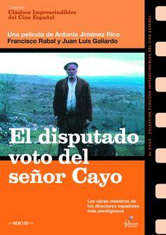 ABRIL 2013: El Disputado voto del señor Cayo