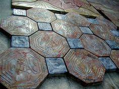 Тротуарная плитка для дорожек на даче: укладка своими руками и 80+ долговечных и оригинальных примеров оформления http://happymodern.ru/trotuarnaya-plitka-dlya-dorozhek-na-dache/ trotuarnaya_plitka_52