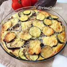 Cocina – Recetas y Consejos Greek Recipes, Keto Recipes, Cooking Recipes, Healthy Recipes, Foods With Gluten, Food Humor, Vegan Snacks, International Recipes, Vegetable Recipes