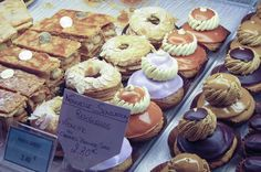 Why Paris: Pâtisseries! by Carolyn Chase