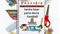 Eu recomendo Papelaria Graffite- Centro, #Trindade, #Goiás, #Brasil