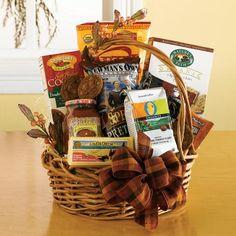 #Canasta de regalo con productos de cocina italiana..