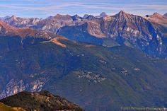 Montains of Ticino II by Welbis Pestana on 500px