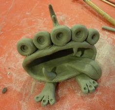 being cr8iv: clay projects for kids