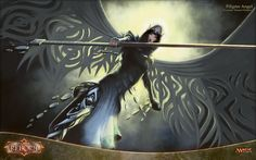 Magic the Gathering - Illustrations HD Epic