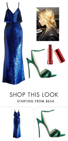 """""""All Mine - I"""" by loudpublicist on Polyvore featuring Ashish and Casadei"""