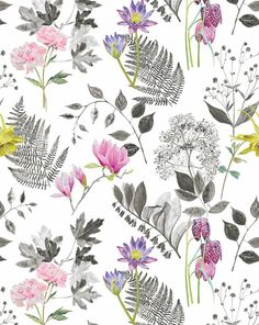 FLORAL GALLERY | PatternCurator
