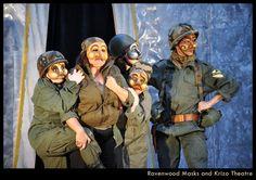 commedia masks - Google Search