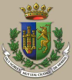 Escudo de Armas  de Merida