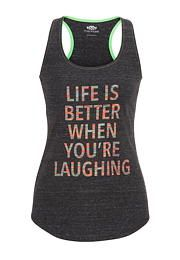 life is better when you're laughing tank - maurices.com