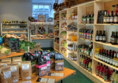 Best of British in our farm shop