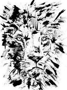 Original Artwork, Original Paintings, Lion Art, Artwork Online, The Good Place, Saatchi Art, Artworks, Wildlife, Sketches