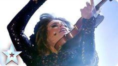 Lettice Rowbotham - Britain's Got Talent 2014 Final -