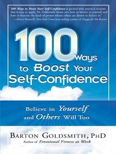 100 Ways to Boost Your Self-Confidence ebook pdf free download