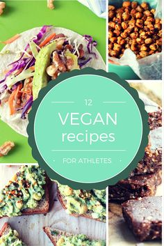 20 more zero point recipes pinterest nutrition tips for vegan athletes 15 vegan recipes for athletes forumfinder Gallery
