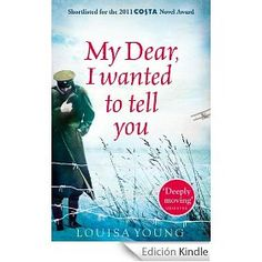 """My Dear I Wanted to Tell You""  Reading now"