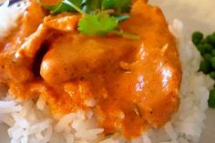 Chicken Tikka Masala - Made this. Ate it. Loved it. Too spicy for kids.
