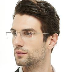 Gute Preise an vorderster Front der Zeit laest technology Die 11 besten Bilder von Randlose Brillen | Randlose brille ...