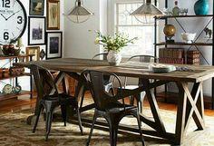 Rustic romance with farmhouse classic decor