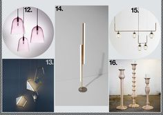 Product Design: Lighting | 2015 Archive.