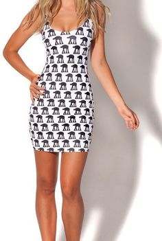 BL-062 New Arrival women summer black milk clothing Camel Mini Dress
