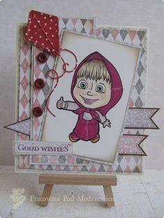 Dzień Dziecka / Children's Day card