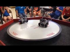 SuGO™ - Sumo Wrestling LEGO MINDSTORMS robots.
