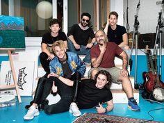 | THE VAMPS ARRIVE IN MUMBAI ! | http://www.boybands.co.uk